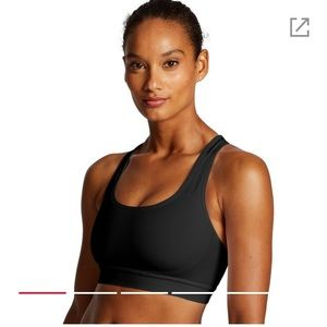 Champion The Absolute Workout Sports Bra in Black